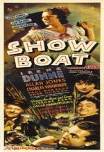 Show Boat (1936) afişi