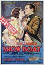 Show Boat (1929) afişi