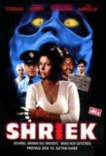 Shriek If You Now What I Did Last Friday The Thirteenth (2000) afişi