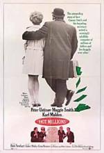 Sıcak Milyonlar (1968) afişi