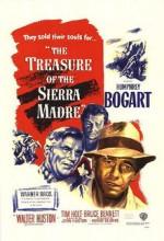 Sierra Madre Hazineleri (1948) afişi