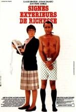 Signes Extérieurs de Richesse (1983) afişi