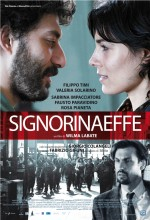 Signorina Effe (2007) afişi