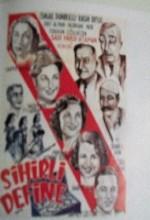 Sihirli Define (1950) afişi