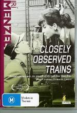 Sıkı Kontrol Edilen Trenler (1966) afişi