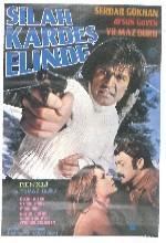 Silahın Elinde Kardeş (1974) afişi