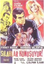 Silahlar Konuşuyor (1961) afişi
