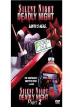 Silent Night, Deadly Night Part 2 (1987) afişi