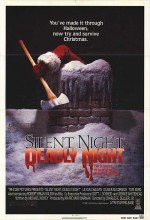 Silent Night, Deadly Night (1984) afişi