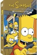 Simpson Ailesi (1998) afişi