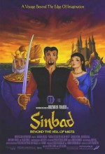Sinbad: Beyond The Veil Of Mists (2000) afişi