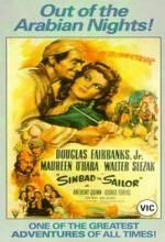 Sinbad the Sailor (1947) afişi