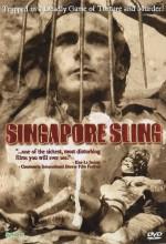 Singapore Sling: O Anthropos Pou Agapise Ena Ptoma (1990) afişi