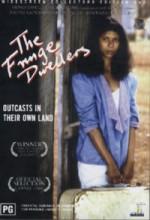 Sınırda Yaşayanlar (1986) afişi