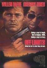 Sınırların Ötesinde (1988) afişi