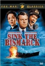 Sink The Bismarck! (1960) afişi