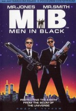 Siyah Giyen Adamlar (1997) afişi