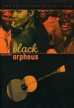 Siyah Orfe (1959) afişi