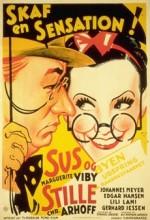 Skaf En Sensation (1934) afişi
