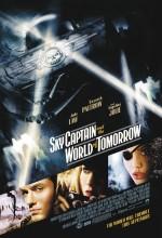 Sky Captain ve Yarının Dünyası (2004) afişi