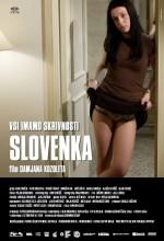 Slovenka (2009) afişi
