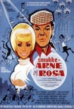 Smukke-arne Og Rosa (1967) afişi