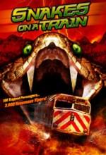 Snakes On A Train (2006) afişi