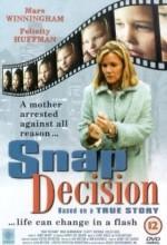 Snap Decision (2001) afişi