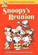 Snoopy's Reunion (1991) afişi