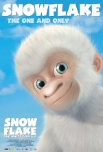 Snowflake, The White Gorilla (2010) afişi