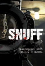 Snuff: A Documentary About Killing On Camera (2008) afişi