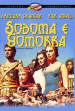 Sodom And Gomorrah (|) (1962) afişi