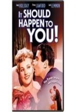 Şöhret Delisi (1954) afişi