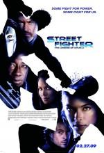 Sokak Dövüşçüsü: Chun-Li Efsanesi (2009) afişi