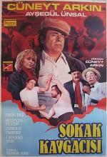 Sokak Kavgacısı (1986) afişi