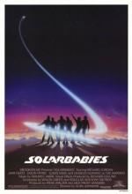 Solarbabies (1986) afişi