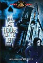 Soldaki En Son Ev (1972) afişi