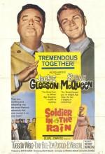 Soldier in the Rain (1963) afişi
