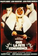 Şölen Başlasın (1975) afişi