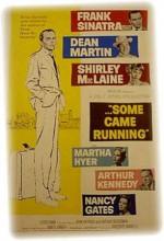 Some Came Running (1958) afişi
