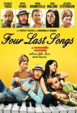 Son Dört Şarkı (2007) afişi