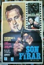 Son Firar (1971) afişi