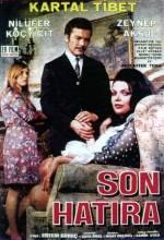 Son Hatıra (1968) afişi
