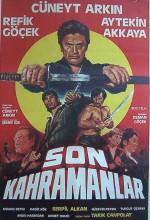Son Kahramanlar (1987) afişi
