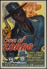 Son Of Zorro (1947) afişi