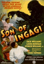 Son of Ingagi (1940) afişi