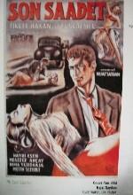 Son Saadet (1958) afişi