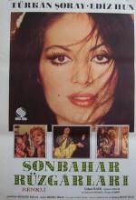 Sonbahar Rüzgarları (1969) afişi