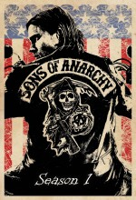 Sons Of Anarchy (2008) afişi