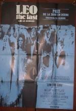 Sonuncu Leo (1970) afişi